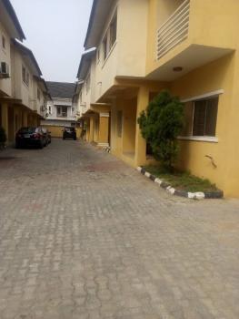 Luxury 3 Bedroom Terrace with Bq   for Sale, Osapa, Lekki, Lagos, Terraced Duplex for Sale