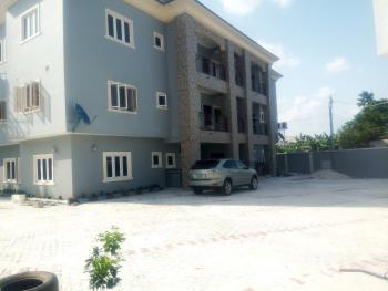 Luxury Newly Built 3 Bedroom Flat, Elimbu, Port Harcourt, Rivers, Flat for Rent