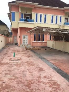 Brand New Luxury Beautiful Irresistible 4 Bedroom Semi Detached with Bq, Divine Home, Thomas Estate, Ajah, Lagos, Semi-detached Duplex for Rent