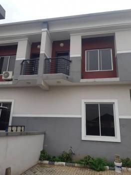 4 Bedroom Semi Detached Duplex, All Rooms Ensuite, 1 Room Bq, Magodo Brooks, Magodo, Lagos, Semi-detached Duplex for Rent