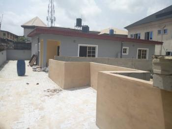 Newly Built 3 Bedroom Bungalow, Anthony, Maryland, Lagos, Detached Bungalow for Rent