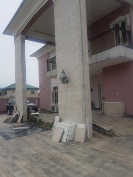 Topnotch Luxurious 5 Bedroom Duplex Furnished Now Selling at a Reduced Price, Close to Nexttime Super Market, Gra Phase 3, Port Harcourt, Rivers, Detached Duplex for Sale