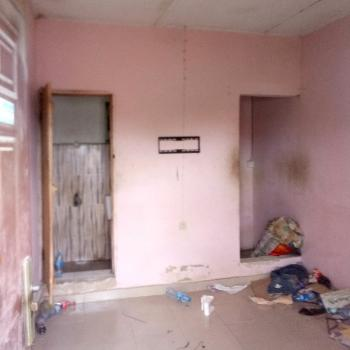a Fairly Used and Con Room Self Contain, Iwaya, Yaba, Lagos, Self Contained (single Rooms) for Rent