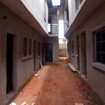 a Brand Newly Built Mini Flat with 2 Toilets, Onipanu, Shomolu, Lagos, Mini Flat for Rent