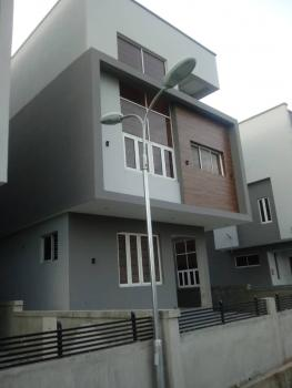 5 Bedrooms Semi-detached, 3rd Round About, Ikate Elegushi, Lekki, Lagos, Semi-detached Duplex for Sale