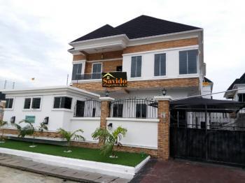 Brand New 5 Bedroom Detached Duplex, Chevron, Lekki Expressway, Lekki, Lagos, Detached Duplex for Sale