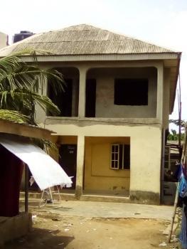4 Units 2 Bedroom Flat, Obadore Bus Stop, Lasu Iba Road, Iba, Ojo, Lagos, Block of Flats for Sale