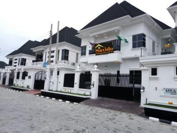 Brand New 4 Bedroom Detached Duplex, Osapa, Lekki, Lagos, Detached Duplex for Sale