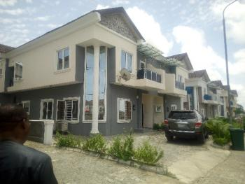 Brand New 4 Bedroom Serviced Detached Duplex, Sangotedo, Ajah, Lagos, Detached Duplex for Sale
