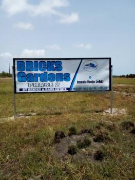 Cheap Plots of Land, Bricks Gardens Phase2  Estate, Orimedu, Ibeju Lekki, Lagos, Mixed-use Land for Sale