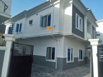 Luxury 5 Bedroom Detached House with Bq, Osapa, Lekki, Lagos, Detached Duplex for Rent