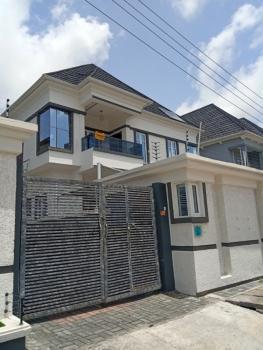 Luxury Well Built Self Sufficient 5 Bedroom Detached Duplex with a Room Bq, Chevy View Estate, Lekki, Lagos, Detached Duplex for Rent