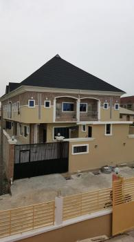 Well Finished &newly Built 4 Bedroom Duplex, Gbagada, Lagos, Semi-detached Duplex for Rent