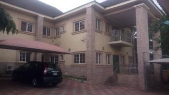 a Clean Well Maintain 4 Bedroom Fully Detached Duplex with 1room Bq, Opposite Survey General Office, Garki, Abuja, Detached Duplex for Sale
