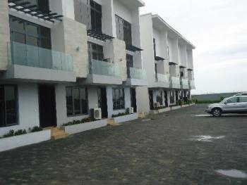 New Luxury 4 Bedroom Terrace Duplex with 1 Room Bq and Excellent Facilities, Lekki Phase 1, Lekki, Lagos, Terraced Duplex for Sale