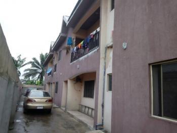 Block of 6 Flats, No 3 Road 6, Pipeline Area, Rumuokwurusi, Port Harcourt, Rivers, Mini Flat for Sale