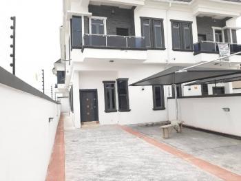4 Bedroom Semi Detached Duplex with a Maids Room, Just After Chevron Toll Gate, Lekki Phase 2, Lekki, Lagos, Semi-detached Duplex for Sale