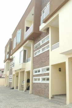 Newly Built 4 Bed with Bq, Ibadan Close, Off Agbaoku Street, Opebi, Ikeja, Lagos, Terraced Duplex for Sale