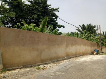 Fenced Plot of Land Measuring 1,000sqm, Akora Estate, Adeniyi Jones, Ikeja, Lagos, Residential Land for Sale