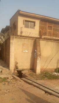 4 Flat of 3 Bedroom with C of O, Felele Straight, Winbo Area, After Pinnacle Store, Ibadan, Oyo, Block of Flats for Sale