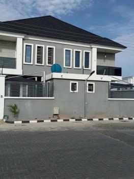 Luxury 4 Bedroom Semi Detached Duplex with Bq, Victoria Crest Estate Phase 3 Annex, Lafiaji, Lekki, Lagos, Semi-detached Duplex for Rent