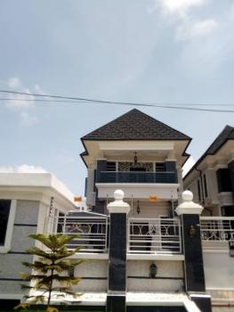 Exquisite 5 Bedroom Fully Detached Duplex, Chevy View Estate, Lekki, Lagos, Terraced Duplex for Sale
