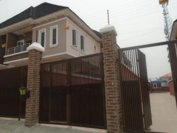 5 Bedroom Detached House with 1 Room Bq Each and All Rooms En-suite, Cctv, Inverter., Off Alh. Prince Raufu Ishiola Lemonu Street., Agungi, Lekki, Lagos, Detached Duplex for Sale