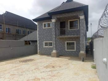 for Sale 4unit of 2bedr Flat Apartment, All Ties Floor All Room Ensuit Pop Ceiling. Doc Receipt an Registered Survey Deed of Assig, Abesan Ipaja Lagos, Ipaja, Lagos, Block of Flats for Sale