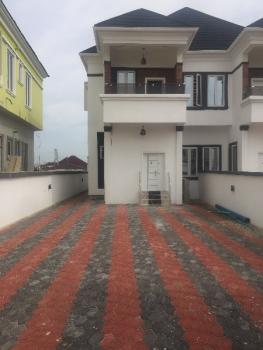 Brand New 4bedroom Spacious Semi Detached Duplex with Big Backyard That Can Be Use for Swimming Pool, Divine Home, Thomas Estate, Ajah, Lagos, Semi-detached Duplex for Sale