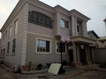4bed Detached House, Omole Phase 1, Ikeja, Lagos, Detached Duplex for Sale