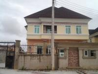 Brand New & Exquisite Massive 5 Bedroom Duplex With Boys Quarters, Chevy View Estate, Lekki, Lagos, 5 Bedroom, 6 Toilets, 5 Baths House For Sale