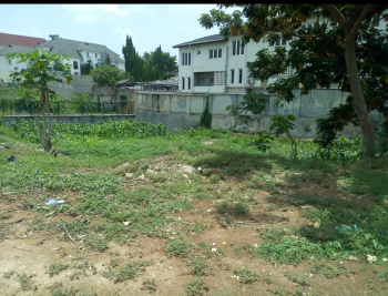 Strategically Located 2100sqm Corner Piece Residential Land with Infrastructures and Secured Located at Apo Legislative Quarters, Apo, Abuja, Land for Sale