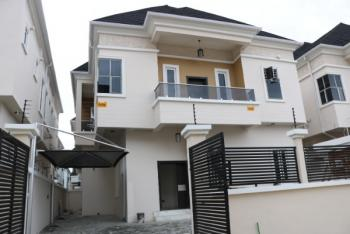 Newly Built, Luxurious and Exquisitely Finished 4 Bedroom Detached House with Boys Quarters, Chevron, Lekki, Lagos, Detached Duplex for Sale