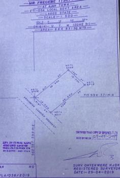 Waterfront Land Up for Sale at Giveaway Cost., Lekki Palmcity Estate., Ado, Ajah, Lagos, Residential Land for Sale