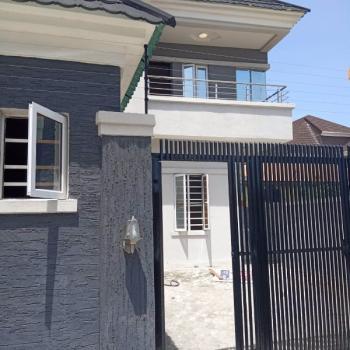 Brand New 4 Bed Rooms Duplex for Rent, Canal View Estate, Osapa Lekki Lagos., Osapa, Lekki, Lagos, Detached Duplex for Rent