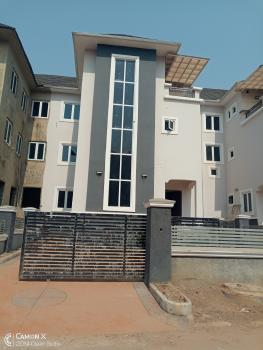 Luxury Five Bedroom Semi Detached Duplex with One Room Bq, Galadimawa Round About, Galadimawa, Abuja, Semi-detached Duplex for Sale