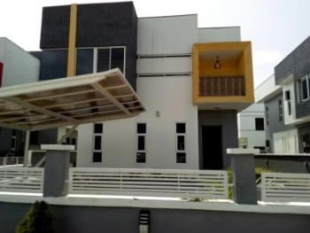 4 Bedroom Home with a Study, Box Room, Laundry Room and a Bq, Ikota, Lekki Phase 2, Lekki, Lagos, Detached Duplex for Sale