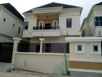 Brand New 4 Bedroom Standalone House with a Bq, Chevron, Lekki Phase 2, Lekki, Lagos, Detached Duplex for Sale