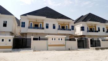 Latest 4 Bedroom Duplex with a Bq for Sale Around Chevron, Around Chevron, Lekki Phase 2, Lekki, Lagos, Semi-detached Duplex for Sale