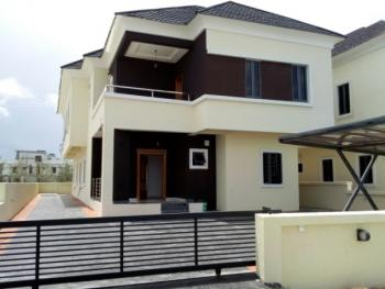 Massive 5 Bedroom Duplex with a Bq for Sale Around Ikota, Ikota, Lekki Phase 2, Lekki, Lagos, Detached Duplex for Sale