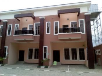 4 Bedroom Terraced Duplex with 24-hr Electricity Supply, Chevron, Lekki Phase 2, Lekki, Lagos, Terraced Duplex for Sale