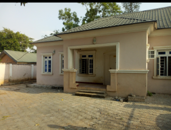 Luxury 2bedroom Semi Detached Bungalow with Excellent Finishing. Fenced with Gate., Kado, Abuja, Semi-detached Bungalow for Rent