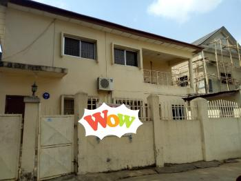 Distressed Sale of 4 Units of 2bedroom Block of Flats with Rooms Bq, Price 90m Slightly Negotiable. The Building Can Be Refurbish, Garki, Abuja, Block of Flats for Sale