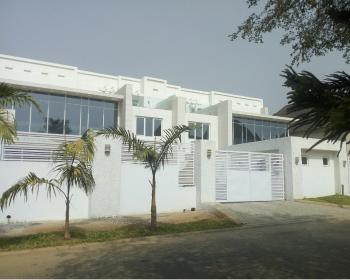 Brand New Ambassadorial Mansion Comprises of Spacious 2units of 6bedrooms Semi Detached Duplex, 3 Living Rooms, Swimming Pool Etc, Maitama District, Abuja, Semi-detached Duplex for Rent