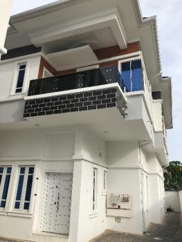 4 Bedroom Semi Detached Duplex with Bq Inside a Gated Close, Agungi, Lekki, Lagos, Semi-detached Duplex for Sale