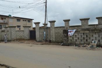2 Plots of Gated& Fenced Cornerpiece Land in Itire Road, Mushin, Itire Road, By Ishaga Close, Ilasamaja, Mushin, Lagos, Mixed-use Land for Sale