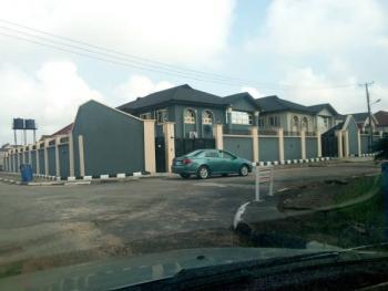 Tastefully Finished of Relatively New of 4 Bedrooms Duplex with Bq at The Back in Aerodrome Estate Gra,samonda Ibadan, Samonda, Ibadan, Oyo, Detached Duplex for Sale