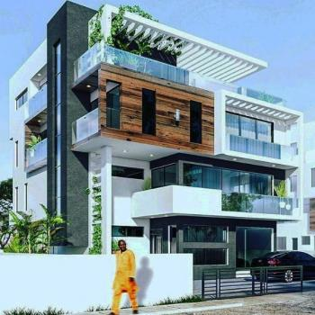 Brand New Waterfront 6 Bedroom Fully Detached House with Private Elevator for Sale  in Ikoyi Lagos...., Ikoyi, Ikoyi, Lagos, House for Sale