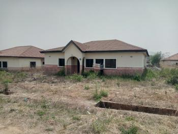 Three Bedroom Detached Bungalow at Navy Estate Karshi, Karshi, Abuja, Detached Bungalow for Sale