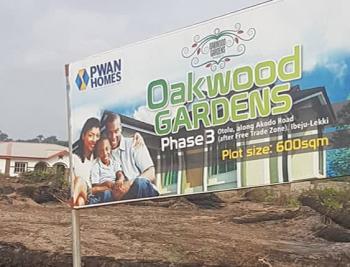 for Sale: Dry Land in The Free Trade Zone Ibeju Lekki, Otulu Village Free Trade Zone  After Dangote Refinery (oakwood Gardens), Akodo Ise, Ibeju Lekki, Lagos, Residential Land for Sale